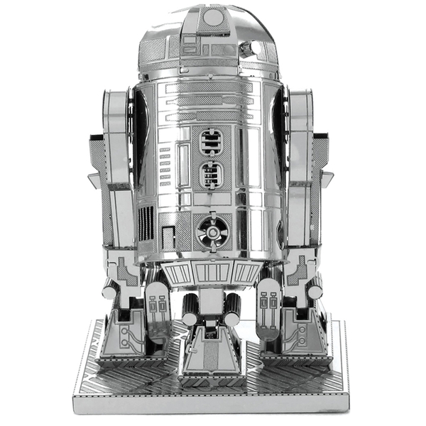 Star Wars R2D2 Metal Construction Kit