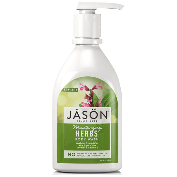 JASON Moisturising Herbs Body Wash 887ml