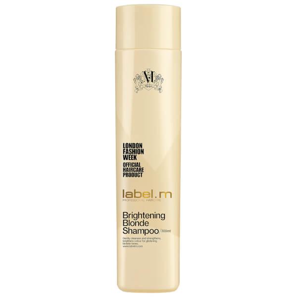 label.m Brightening Blonde Shampoo (300ml)