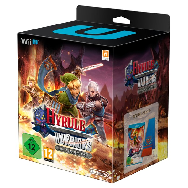 Hyrule Warriors Limited Edition Pack