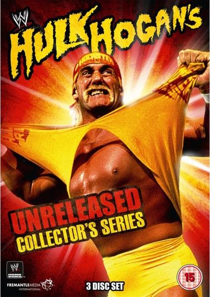 hulk hogan dvd wwe