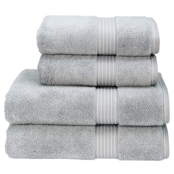 Christy Supreme Hygro Towels - Silver