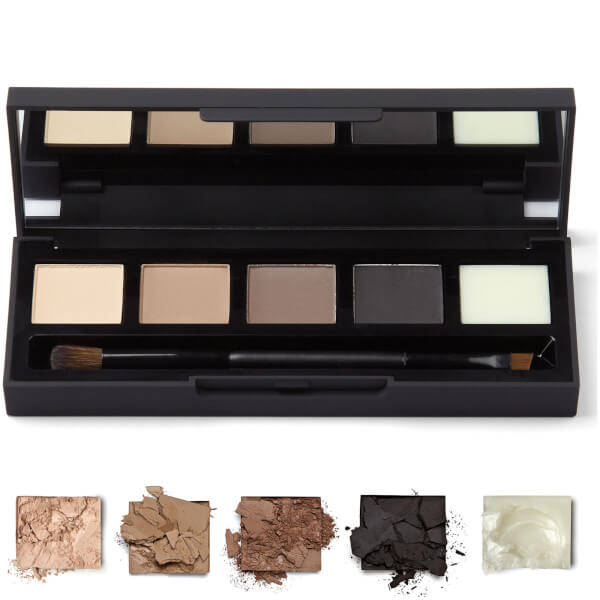Make Up by HD Brows Eye and Brow Palette in Foxy