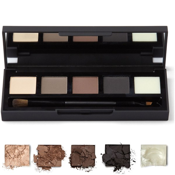 Paleta definición de cejas High Definition Eye and Brow Palette - Vamp