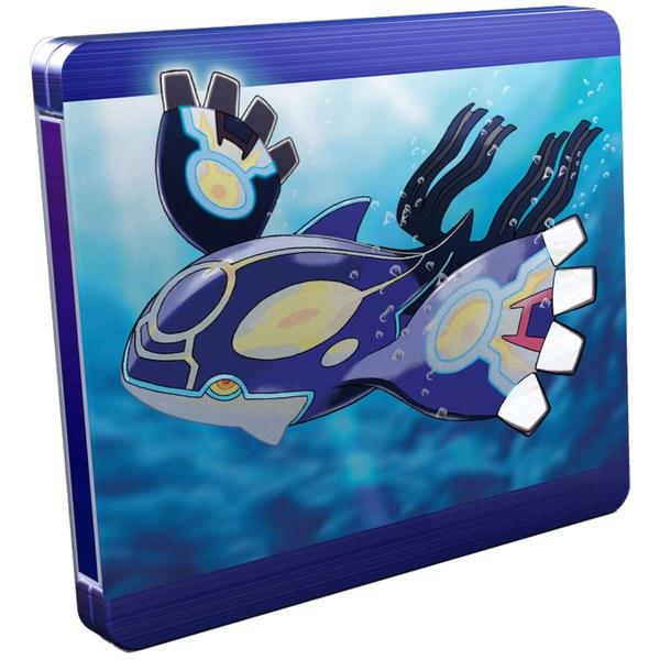 Pokémon Alpha Sapphire Steelbook