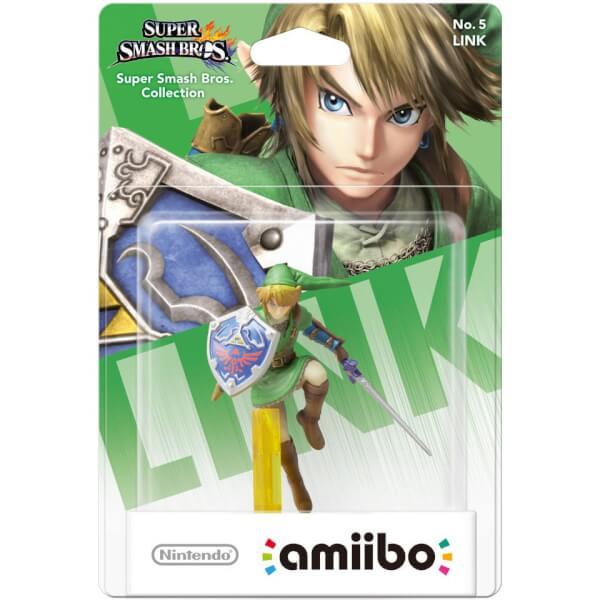 Link No.5 amiibo