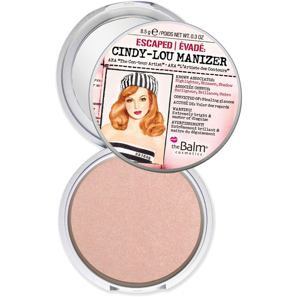 theBalm Cindy Lou Manizer Rose Highlighter