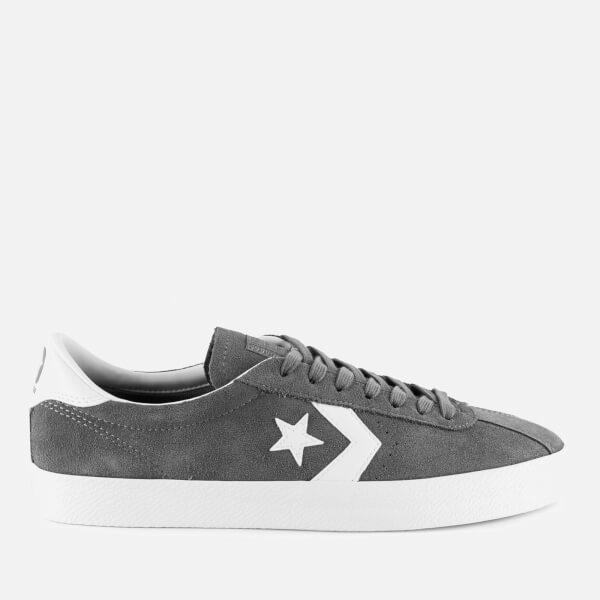 Converse CONS Men's Break Point Suede Trainers  Mason/White