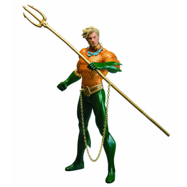 DC Comics Justice League Aquaman Figure