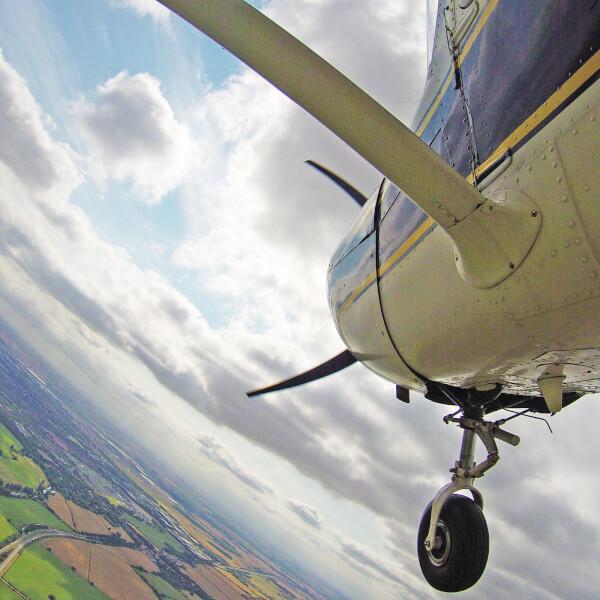 Aerobatic Stunt Flying