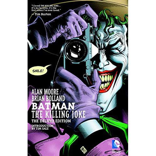 Batman: Killing Joke Hardcover Graphic Novel