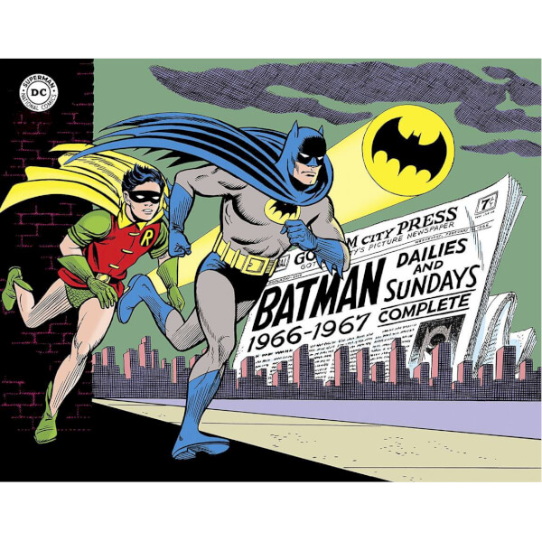 Batman: Silver Age Newspaper Comics - Volume 1 Graphic Novel