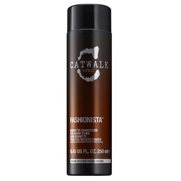 TIGI Catwalk Fashionista après-shampooing cheveux bruns  (250ml)