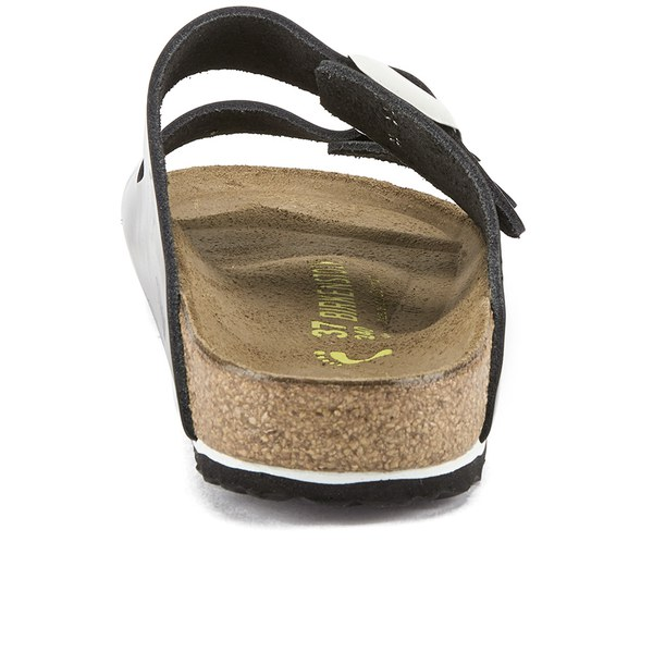 Birkenstock Women S Arizona Slim Fit Double Strap Patent