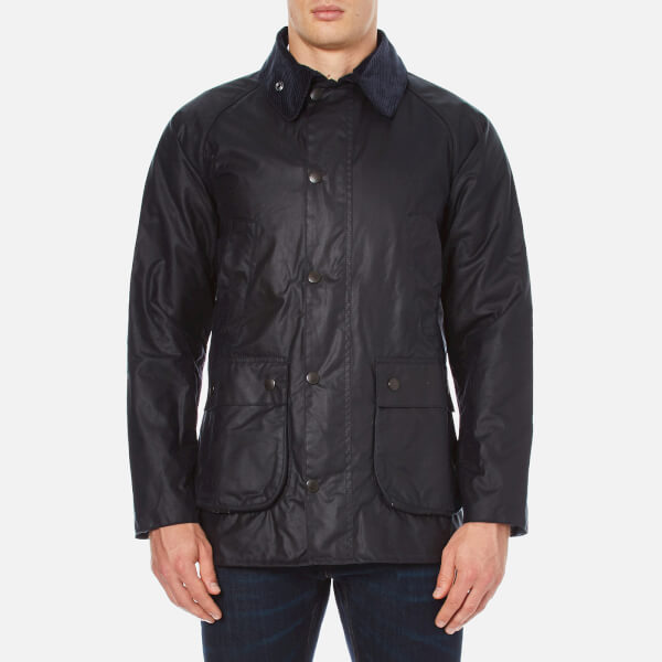 Barbour Heritage Men's SI Bedale Wax Jacket - Navy