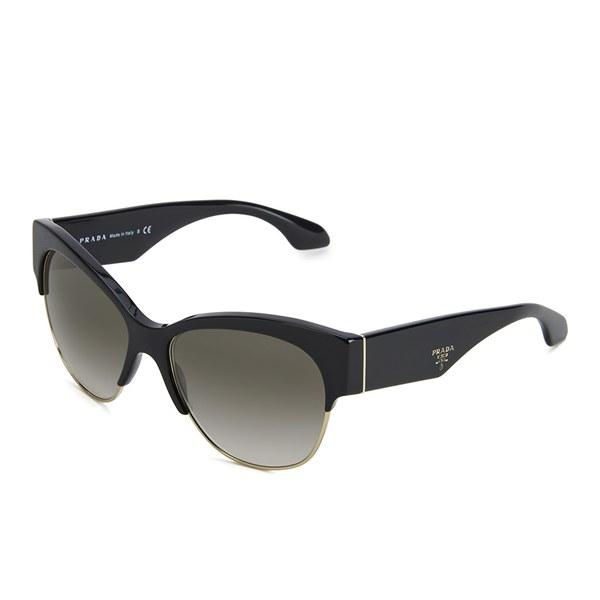 Prada D-Frame Women\'s Sunglasses - Black