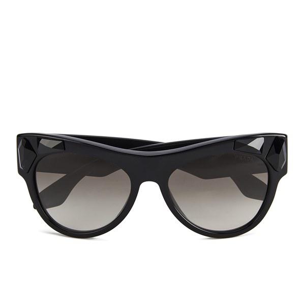 Prada Voice Women's Sunglasses - Black