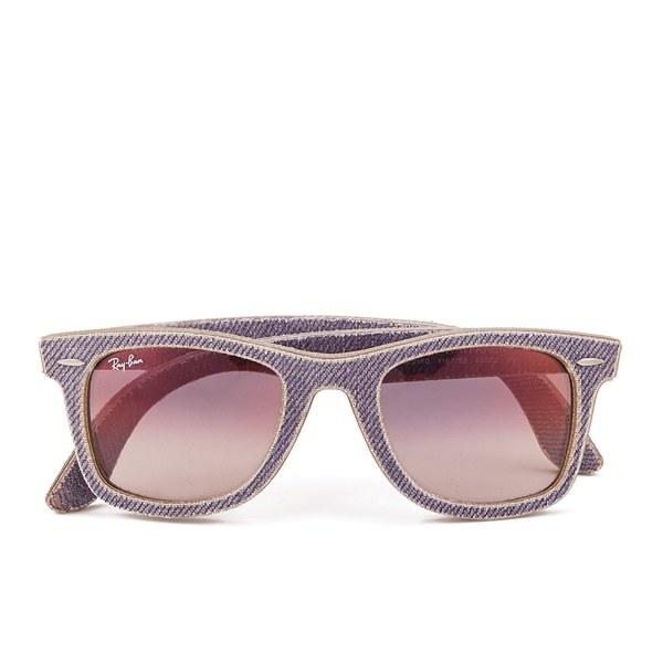 Ray-Ban Original Wayfarer Sunglasses - Jeans Violet - 50mm