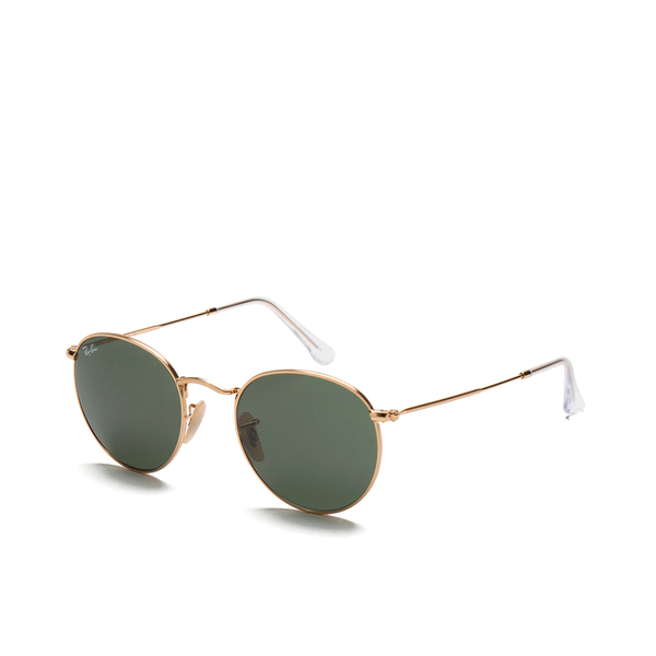 4248563fcd Ray-Ban Round Metal Sunglasses - Arista Crystal Green - 50mm  Image 3