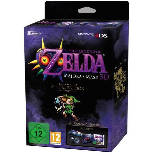 The Legend of Zelda: Majora's Mask 3D Special Edition