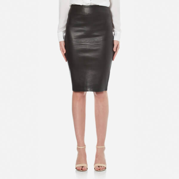By Malene Birger Women's Florida Pencil Skirt - Black