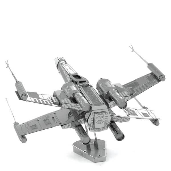 star wars x wing fighter metal bausatz sowia. Black Bedroom Furniture Sets. Home Design Ideas