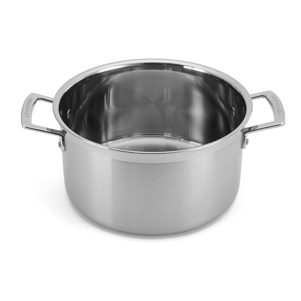Le Creuset 3 Ply Stainless Steel Deep Casserole Dish With