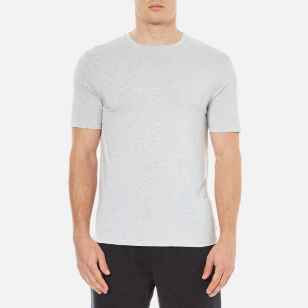 Derek Rose Men's Ethan 1 T-Shirt - Silver