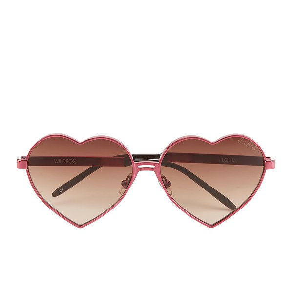Wildfox Women's Lolita Sunglasses - Red