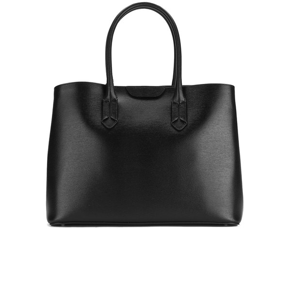 d6fe46d12539 Lauren Ralph Lauren Women s Tate City Tote Bag - Black  Image 7