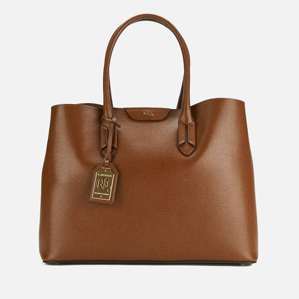 Lauren Ralph Lauren Women's Tate City Tote Bag - Lauren Tan