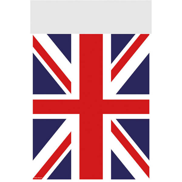 Union Flag - 10x8 Bagged Photographic