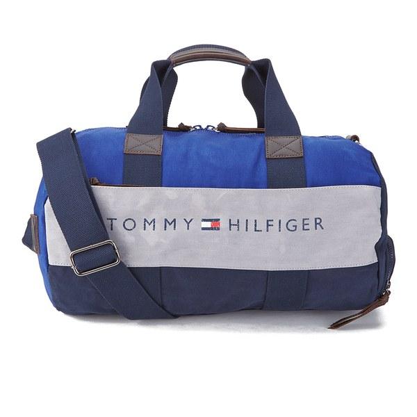 Tommy Hilfiger Men s Lance Duffle Bag - Monaco Blue Clothing ... 2b9dc6c069