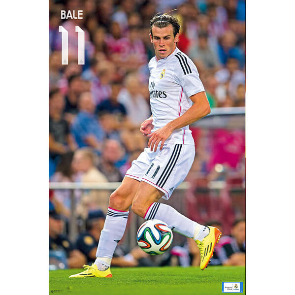 Real Madrid Bale 14/15 - Maxi Poster - 61 x 91.5cm