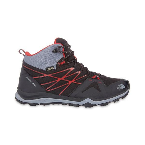 1f26015653b The North Face Men s Hedgehog Fastpack Lite Mid Gore - Tex Hiking Boots -  Black
