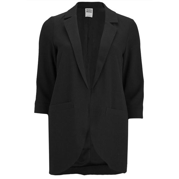 Vero Moda Women's Marinel Kimono - Black