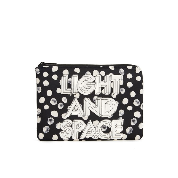 Marc by Marc Jacobs Women's Light and Space Tablet Zip Cutout Case - Black/Multi