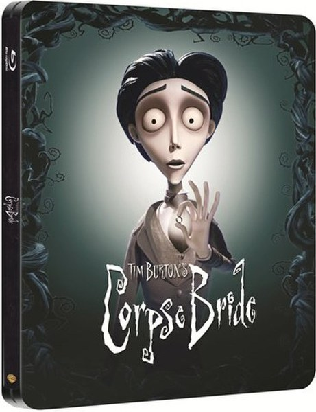The Corpse Bride - Steelbook Edition (UK EDITION)