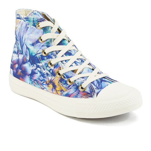 Converse ALL STAR AS FLOWER Pan HI W Pan FLOWER 3d020c