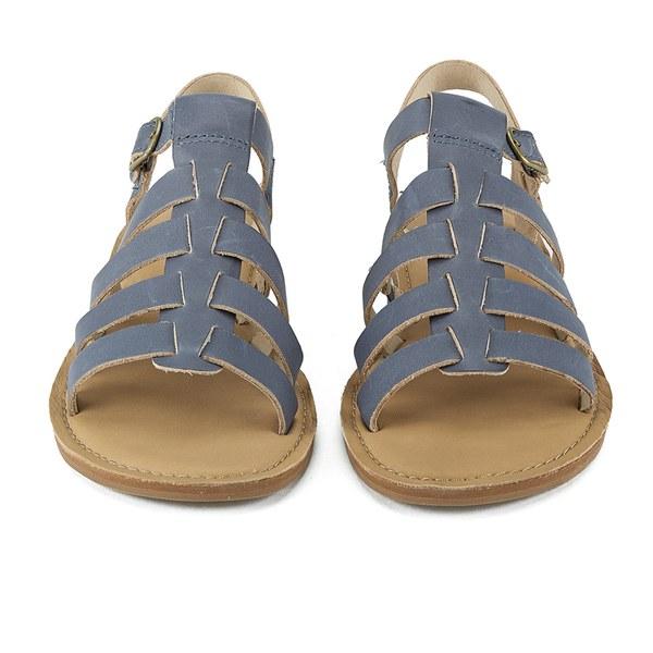 868da925d06 Timberland Women s Earthkeepers Sheafe Fisherman Gladiator Sandals -  Folkstone Grey Dry Gulch  Image 4