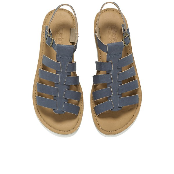 895703d3ab9 Timberland Women s Earthkeepers Sheafe Fisherman Gladiator Sandals -  Folkstone Grey Dry Gulch  Image 2