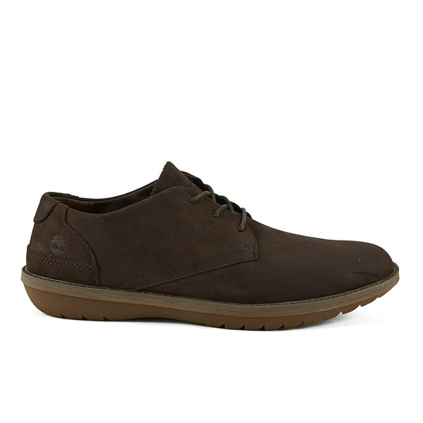 393de7f3a4e4 Timberland Men s Earthkeepers Front Country Travel Oxford Shoes - Dark  Brown Oiled  Image 1