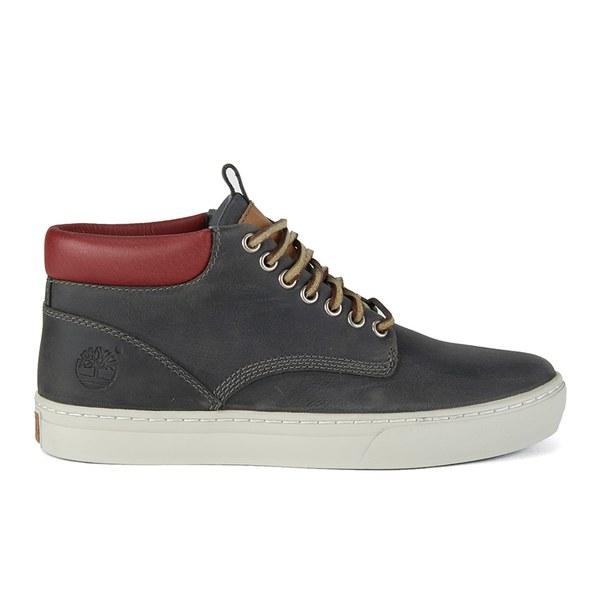 timberland adventure cupsole chukka boots grey