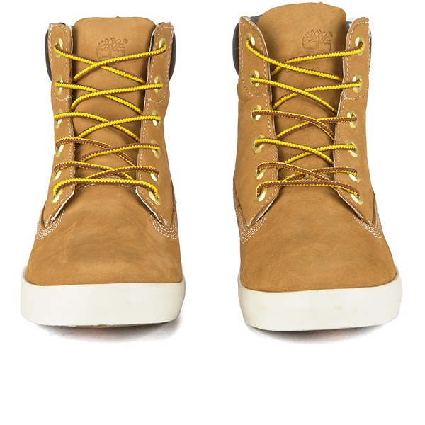 timberland earthkeepers glastenbury leather chukka boot (women)