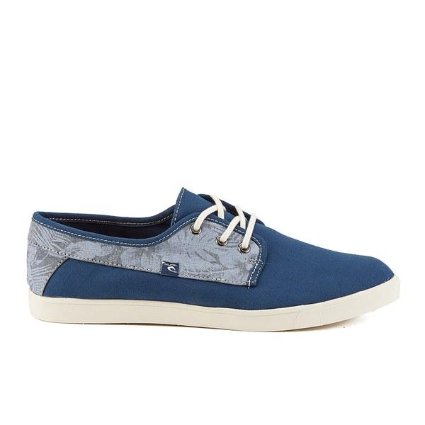 Rip Curl Men S San Seb Canvas Leisure Shoes Blue Chambrey