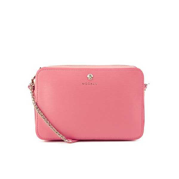 Modalu Women S Austen Crossbody Bag Geranium Pink Image 1
