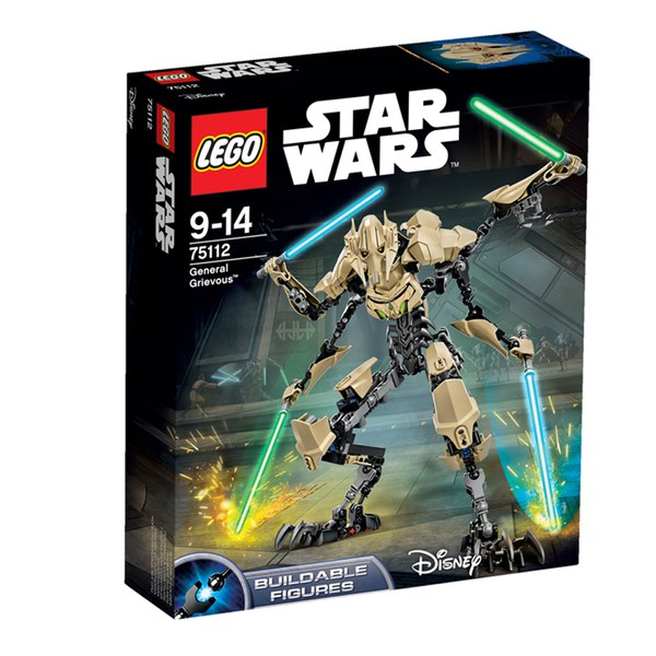 LEGO Star Wars: General Grievous™ (75112)