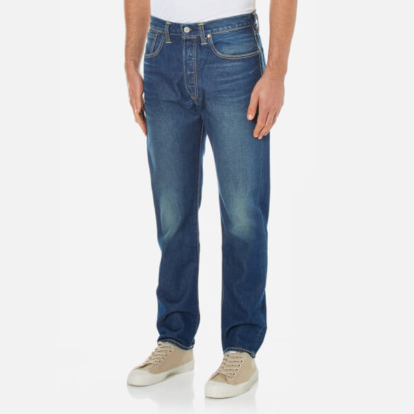 Levi's Men's 501 Customized and Tapered Jeans - Dalston: Image 2