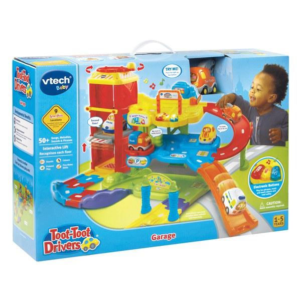 Vtech Toot Toot Drivers New Garage Toys Zavvi