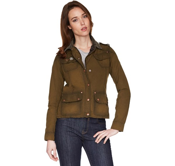 Barbour Jacket Women